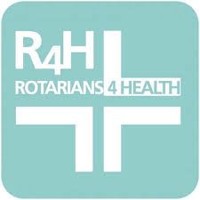 Il logo di Rotarians4Health