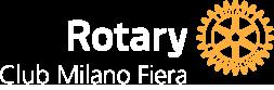 Logo Rotary Milano Fiera