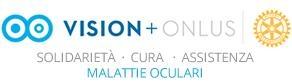 Il logo del progetto Vision+